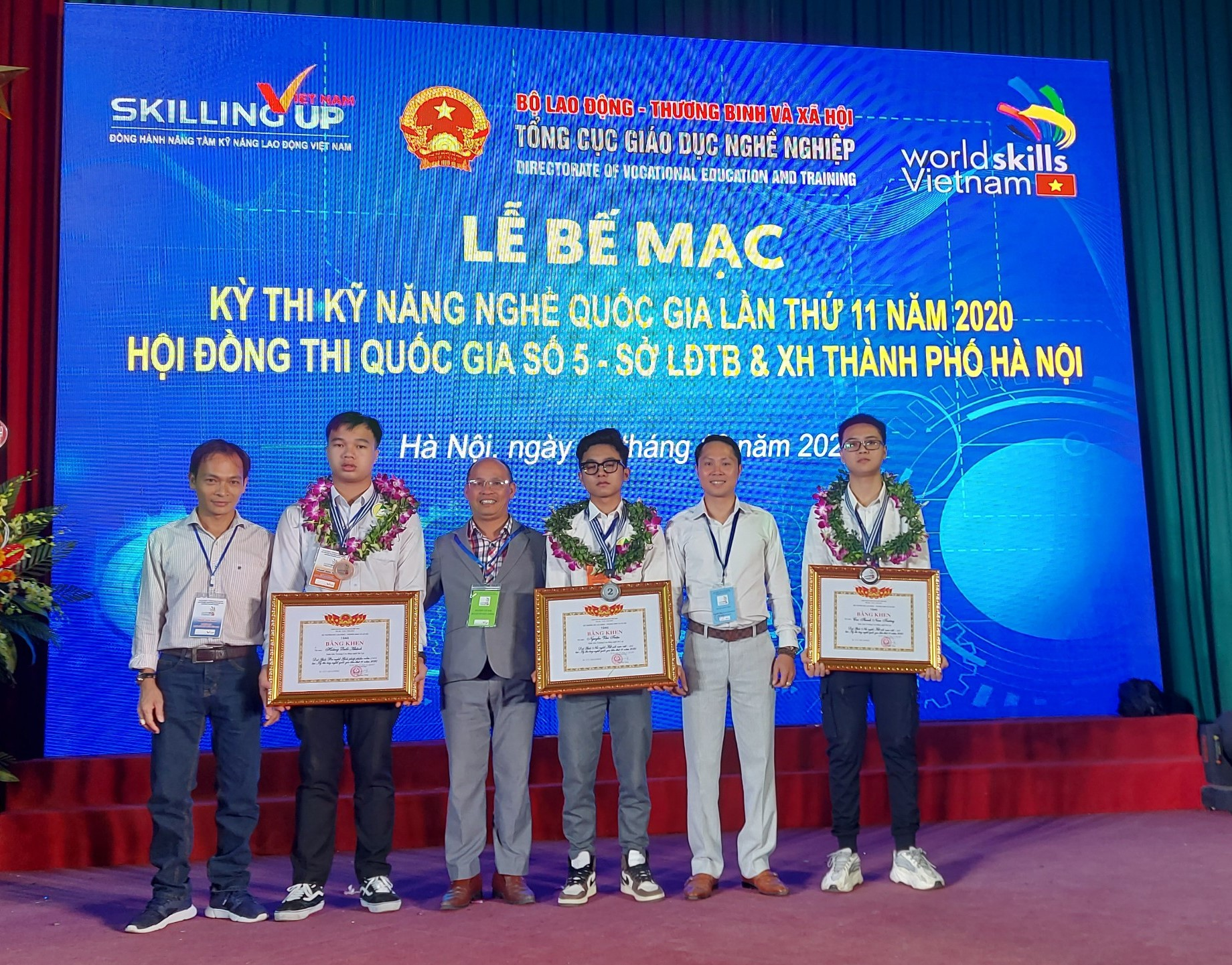 The 11th National Skills Competition